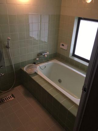 浴室交換工事